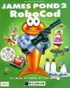 James Pond 2: Codename RoboCod - Cover Art