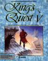 King's Quest V: Absence Makes the Heart Go Yonder! - Cover Art