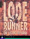 Lode Runner: The Legend Returns - Cover Art DOS