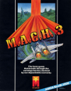 Mach 3 DOS Cover Art