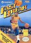 Magic Johnsons Fast Break DOS Cover Art