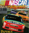 NASCAR Racing '94 - Cover Art