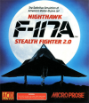 F-117A Nighthawk Stealth Fighter 2.0 - Cover Art
