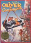 Oliver and Company DOS Cover Art
