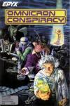Omnicron Conspiracy DOS Cover Art