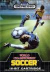 On the Ball - World Cup Edition DOS Cover Art