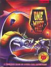One Must Fall DOS Cover Art