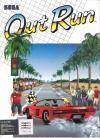 OutRun DOS Cover Art