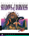 Quest for Glory IV: Shadows of Darkness - Cover Art