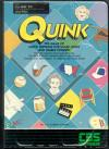 Quink DOS Cover Art