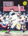 R.B.I. Baseball 2 DOS Cover Art