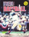 R.B.I. Baseball 2 DOS Cover Art