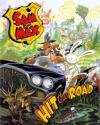 Sam and Max Hit the Road - Cover Art DOS