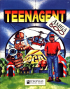 Teen Agent - DOS Cover Art