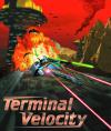 Terminal Velocity - DOS Cover Art