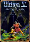 Ultima V: Warriors of Destiny - Box Cover Art