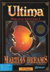Ultima: Worlds of Adventure 2: Martian Dreams - Cover Art