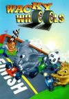 Wacky Wheels - Cover Art