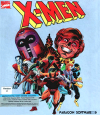 X-Men - Madness in Murderworld - Cover Art