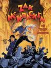 Zak McKracken and the Alien Mindbenders Enhanced - DOS Cover Art
