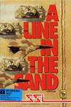 A Line in the Sand - Cover Art DOS