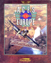 Aces Over Europe - Cover Art DOS
