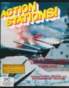 Action Stations! - Cover Art DOS