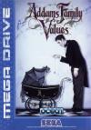 Addams Family Values - Cover Art Sega Genesis