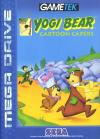 Adventures of Yogi Bear - Cover Art Sega Genesis