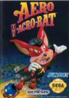 Aero the Acro-Bat - Cover Art Sega Genesis