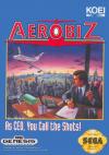 Aerobiz - Cover Art Sega Genesis