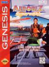 Aerobiz Supersonic - Cover Art Sega Genesis