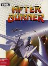 After Burner - Cover Art Commodore 64