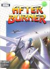 After Burner II - Cover Art DOS