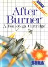 After Burner - Cover Art Sega Master System