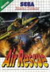 Air Rescue-Front Cover Art Sega Master System