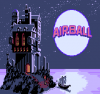 Airball DOS Cover Art