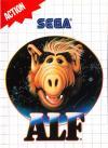 ALF -Front Cover Art Sega Master System