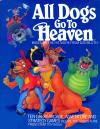 All Dogs Go to Heaven - Cover Art DOS