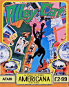 Alley Cat - Cover Art DOS