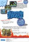 Altered Beast - Arcade Flyer