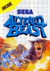 Altered Beast - Cover Art Master System