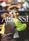Andre Agassi Tennis - Cover Art Sega Genesis