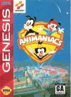 Animaniacs - Cover Art Sega Genesis