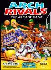 Arch Rivals - Cover Art Sega Genesis