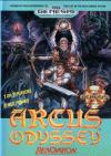 Arcus Odyssey - Cover Art Sega Genesis