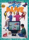 Art Alive - Cover Art Sega Genesis