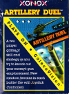 Artillery Duel - ColecoVision Cover Art