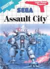Assault City-Front Cover Art Sega Master System