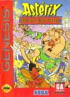 Astérix and the Great Rescue - Cover Art Sega Genesis